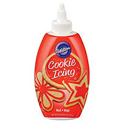 Wilton Red Cookie Icing