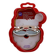 Wilton Santa Face Cookie Cutter Set