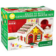 Wilton Unassembled Gingerbread House