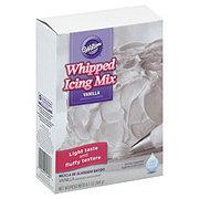 Wilton Whipped Icing Mix Vanilla