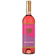Wimberley Valley Winery Sweet Blush