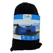 WindPouch Go Inflatable Hammock Black