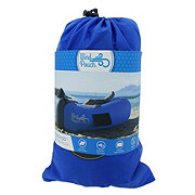 WindPouch Go Inflatable Hammock Blue