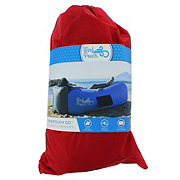 WindPouch Go Inflatable Hammock Red