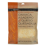 Wisconsin Premium Oaxaca Asadero & Queso Quesadilla