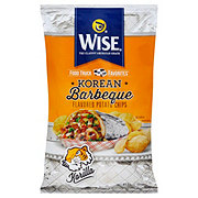Wise Food Truck Favorites Korean Barbeque Flavored Potato Chips