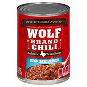 Wolf Chili No Beans