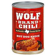 Wolf Hot Dog Sauce