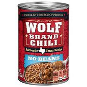Wolf No Beans Chili
