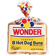 Wonder Classic Hot Dog Buns