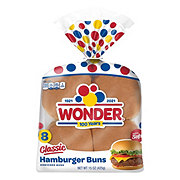 Wonder Hamburger Buns