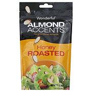 Wonderful Almond Accents Honey Roasted