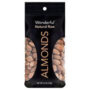 Wonderful Natural Raw Almonds