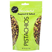 Wonderful Roasted and Salted Shelled Pistachios