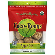Wonderfully Raw Coco-roon Apple Pie