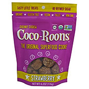 Wonderfully Raw Coco-roons Almond & Strawberry