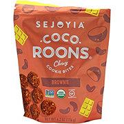 Wonderfully Raw Coco Roons Brownie