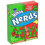 Wonka Watermelon and Wild Cherry Nerds
