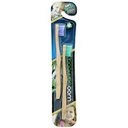Woobamboo Sprouts Kids Bamboo Toothbrush