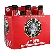 Woodchuck Amber Hard Cider 12 oz Bottles