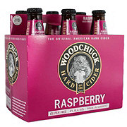 Woodchuck Raspberry Hard Cider 12 oz Bottles