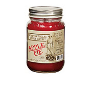 Woodrow Hollar Apple Pie Jar Candle
