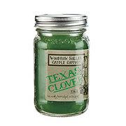 Woodrow Hollar Texas Clover Jar Candle