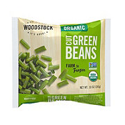Woodstock Organic Cut Green Beans