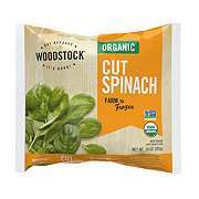 Woodstock Organic Cut Spinach