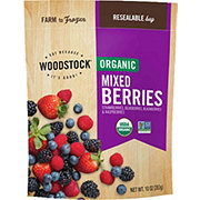 Woodstock Organic Mixed Berries