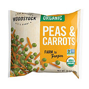 Woodstock Organic Peas and Carrots