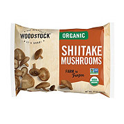 Woodstock Organic Shitake Mushrooms