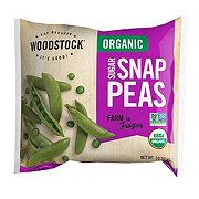 Woodstock Organic Sugar Snap Peas