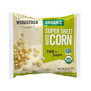 Woodstock Organic Super Sweet White Corn