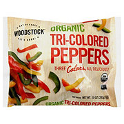 Woodstock Organic Tri-Colored Peppers