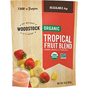 Woodstock Organic Tropical Fruit Blend