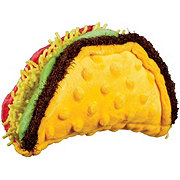 Woof And Whiskers Plush Taco