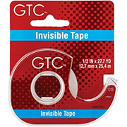 WorkSolutions 1/2 Inch Transparent Tape