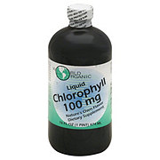 World Organic Liquid Chlorophyll 100 Mg