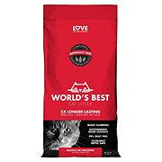 World's Best Multiple Cat Clumping Formula Cat Litter