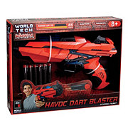 World Tech Toys Warrior Havoc Dart Blaster