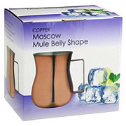 Worldinox Moscow Mule Belly Shape Mug