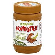 Wowbutter Crunchy Peanut Butter Peanut-Free Spread