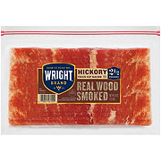 Wright Brand Thick Sliced Hickory Smoked Bacon
