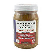 Wrights of Texas Fresh Salsa Medium