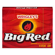 Wrigley's Big Red Cinnamon Gum Slim Pack