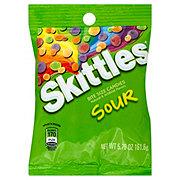 Wrigley's Skittles Sours Bag
