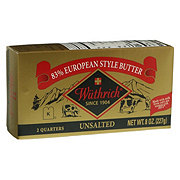 Wuthrich 83% European Style Butter Unsalted