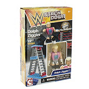 WWE StackDown Superstar Packs, Assorted Characters