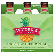 Wyder's Prickly Pineapple Cider 12 oz Bottles